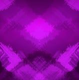 Абстрактная checkered насыщенная фиолетовая предпосылка Стоковое Изображение