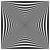 Абстрактная contrasty передернутая форма бесплатная иллюстрация