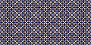Абстрактная kaleidoscopic предпосылка, повторяя картину Стоковая Фотография RF