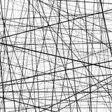 Абстрактная monochrome текстура с прямыми пересекая линиями бесплатная иллюстрация