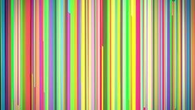 Абстрактная Multi покрашенная петля предпосылки вертикальной нашивки бесплатная иллюстрация