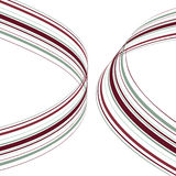 абстрактная striped предпосылка Стоковые Изображения RF