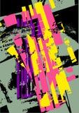абстрактное альтернативное grunge Стоковые Фотографии RF