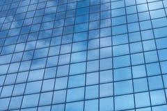 абстрактное архитектурноакустическое небо детали здания предпосылки Стоковое фото RF