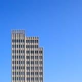 абстрактное архитектурноакустическое небо детали здания предпосылки Стоковое Изображение