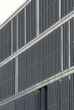 абстрактное архитектурноакустическое небо детали здания предпосылки Стоковые Фото