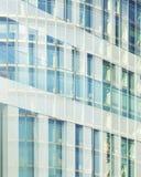абстрактное архитектурноакустическое небо детали здания предпосылки Стоковые Фотографии RF