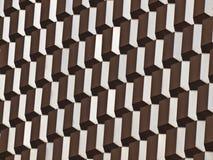 абстрактное архитектурноакустическое столетие среднее Стоковая Фотография RF