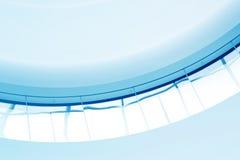 абстрактное архитектурноакустическое Стоковое Изображение RF