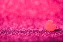 абстрактное Валентайн сердца предпосылки Стоковые Изображения RF