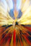 абстрактное движение предпосылки Стоковая Фотография