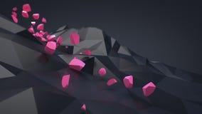 абстрактное движение иллюстрация вектора