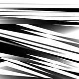 Абстрактное геометрическое искусство с нервными, угловыми формами Случайно заказ Стоковое Изображение RF