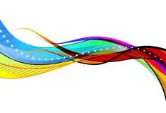 абстрактное геометрическое Стоковые Изображения RF