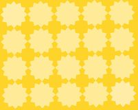 Абстрактное геометрическое patternwith желтое background-2 бесплатная иллюстрация