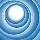 абстрактное голубое цифровое wabe Стоковое Изображение