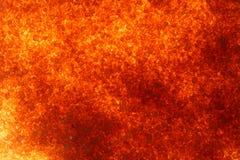 абстрактное горение предпосылки Стоковое Изображение