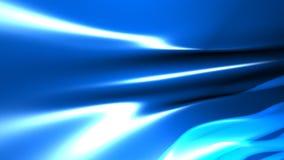Абстрактное голубое светлое backgroun движения Стоковые Изображения RF