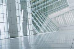 абстрактное дело здания предпосылки Стоковая Фотография RF