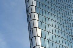 абстрактное дело здания предпосылки Стоковое Изображение