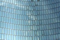 абстрактное дело здания Стоковое Изображение