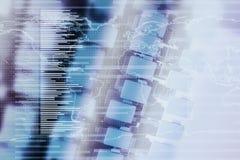абстрактное дело предпосылки Стоковое Изображение RF