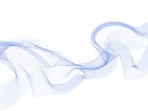 абстрактное дело сини предпосылки Стоковая Фотография RF