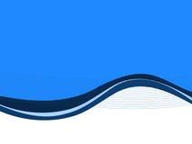 абстрактное дело сини предпосылки Стоковое фото RF