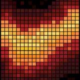 абстрактное диско предпосылки Стоковые Изображения RF