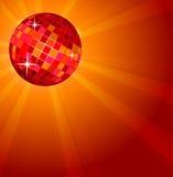 абстрактное диско шарика иллюстрация вектора