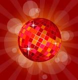 абстрактное диско шарика Стоковая Фотография RF