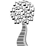 Абстрактное дерево Иллюстрация вектора