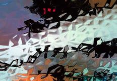 абстрактное завихрение Стоковые Изображения RF