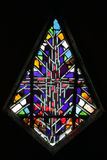 абстрактное запятнанное стекло Стоковые Изображения
