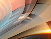 абстрактное зарево бесплатная иллюстрация
