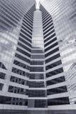 абстрактное здание самомоднейшее Стоковые Изображения RF