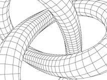 абстрактное зодчество Стоковое фото RF