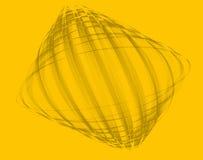 абстрактное золото Стоковые Фотографии RF