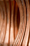 абстрактное золото Стоковая Фотография