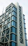 абстрактное здание самомоднейшее Стоковое Изображение