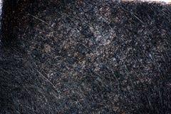 Абстрактное изображение множественности переплетаннсяых черных стренг Стоковые Изображения