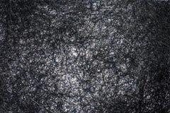 Абстрактное изображение множественности переплетаннсяых черных стренг Стоковое Изображение