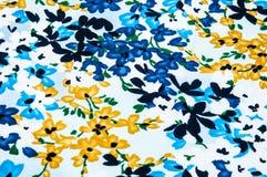 Абстрактное изображение на ткани стоковое фото