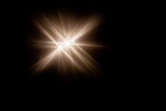 Абстрактное изображение пирофакела освещения Стоковое Изображение RF