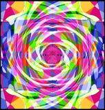 Абстрактное изображение цвета Стоковые Изображения RF