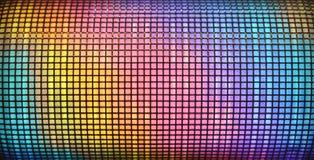 абстрактное диско предпосылки Стоковое Изображение