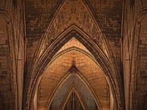 Абстрактное искусство архитектуры Стоковые Фото