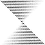 абстрактное искусство Художническое абстрактное геометрическое, иллюстрация Почерните a иллюстрация вектора
