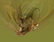 абстрактное искусство цифровое Стоковые Фотографии RF