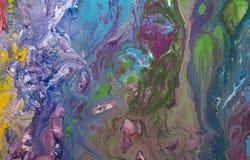абстрактное искусство Стоковое Изображение